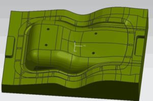 injection mold design services